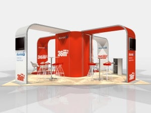 Agencement de stand for Agencement de stand
