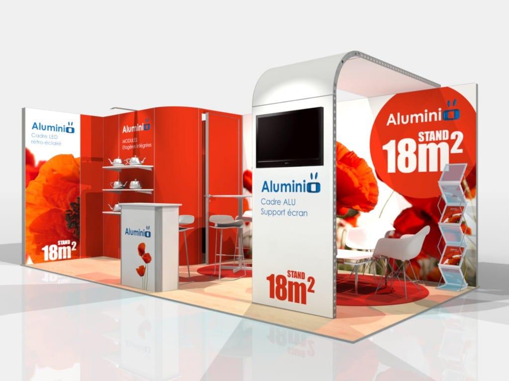 Aluminio 18m2 A