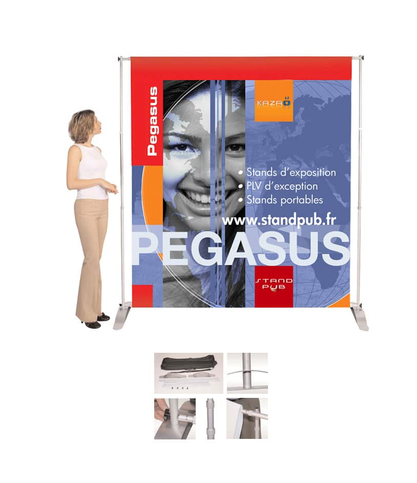 Stand parapluie pliable large choix de stand portable for Stand parapluie paris