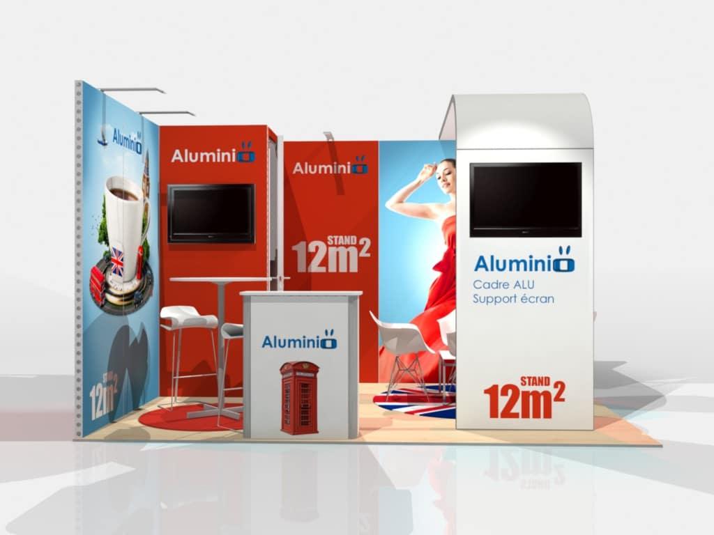 Aluminio 12m2 B