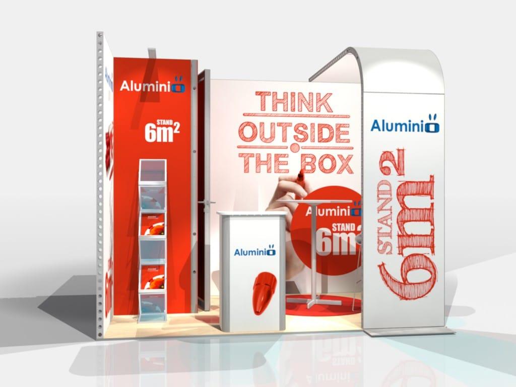 Aluminio 6m2 B