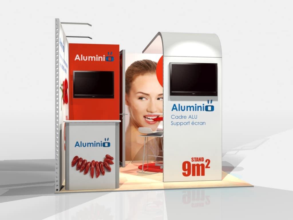 Aluminio 9m2 B