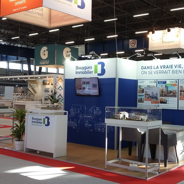 stand sur mesure tissu bouygues immobilier grenoble 2016